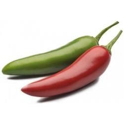 Peperoncini Jalapeno secchi 15 gr