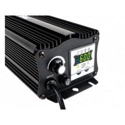 Ballast Digitale 600w con timer - SOLUX