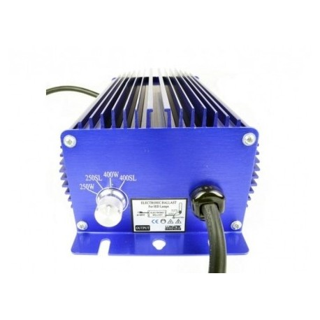 Alimentatore Elettronico 400w Dimmerabile - LUMATEK