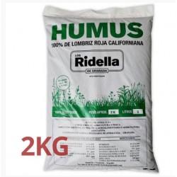 Humus di Lombrico 2 kg
