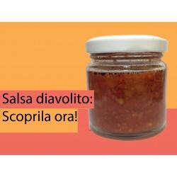 Salsa Diavolito Estrema