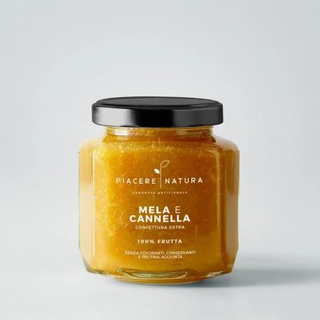 Confettura alla Mela con Cannella