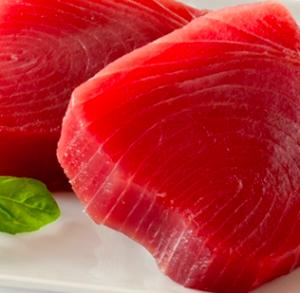 linguine tonno fresco e peperoncino