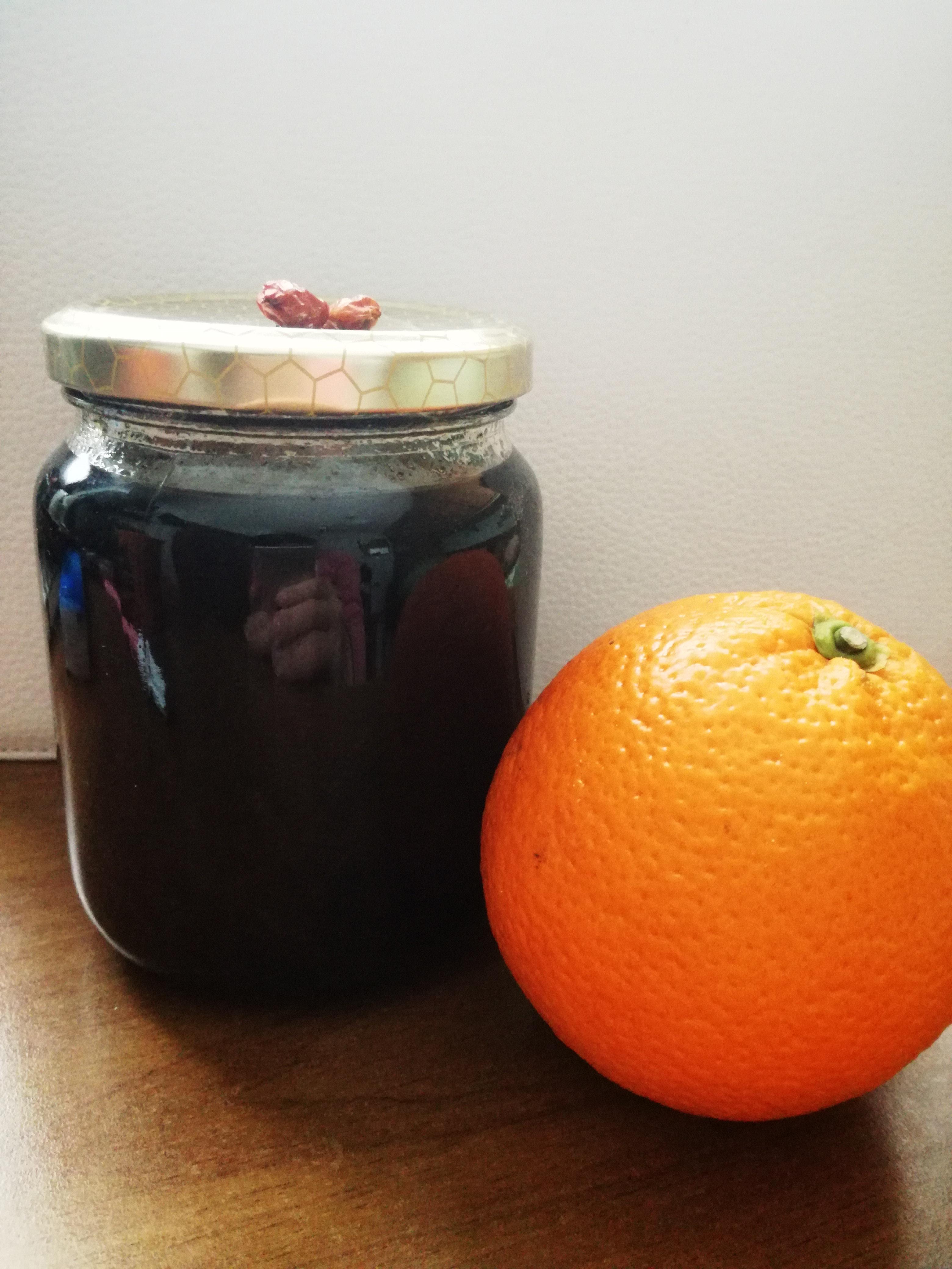 marmellata arancia e peperoncino