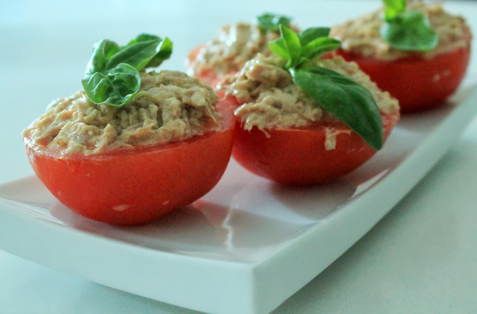 pomodori ripieni piccanti