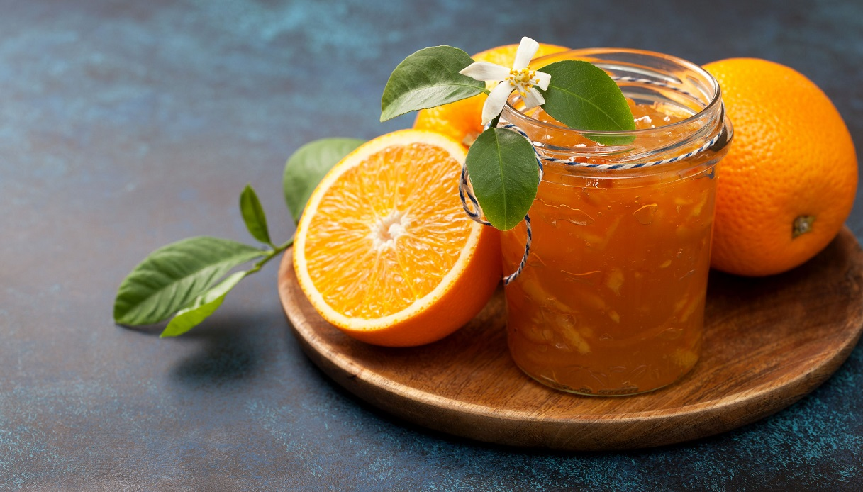 confettura arance